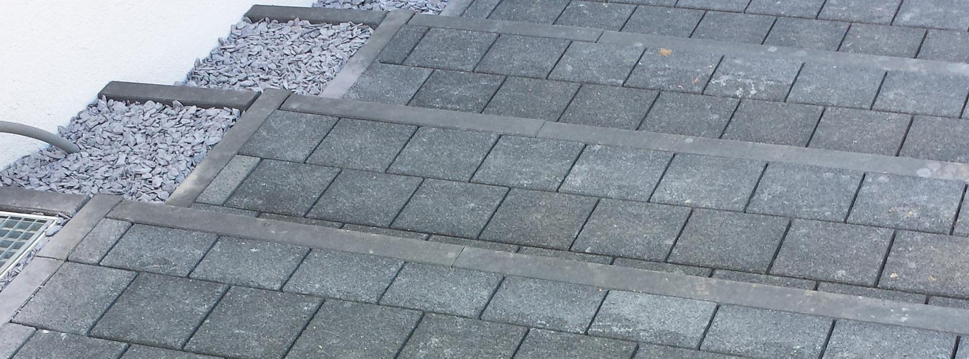 Weissbau Außenanlagen